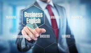 business english natpis